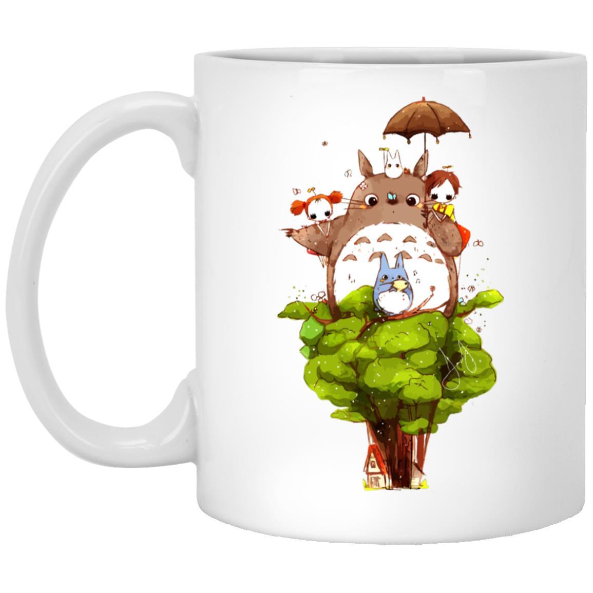 My Neighbor Totoro Characters cartoon Style Mug