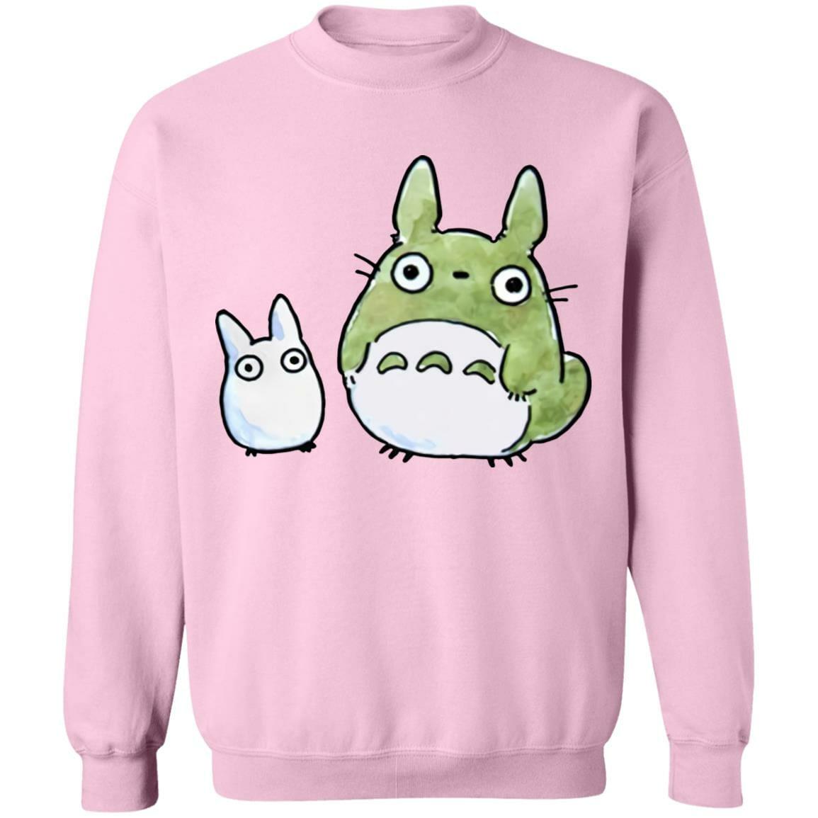 Totoro Family Cute Drawing Sweatshirt