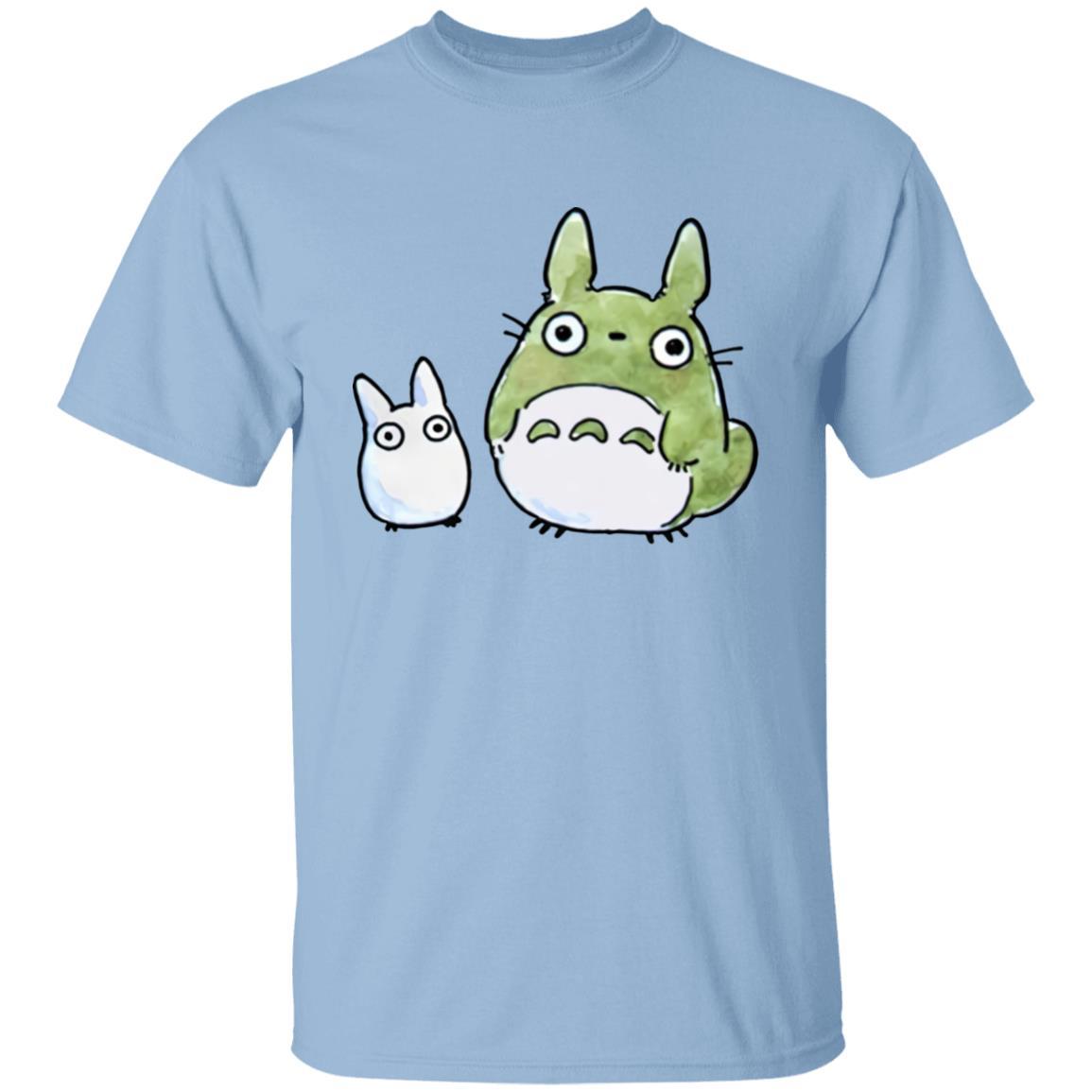 Totoro Family Cute Drawing T Shirt