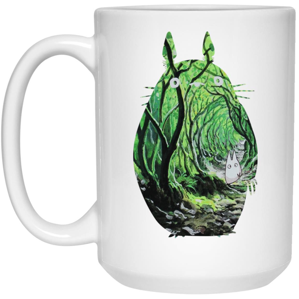 My Neighbor Totoro Forest Mug