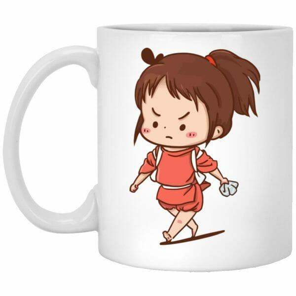 Studio Ghibli Boat Mug
