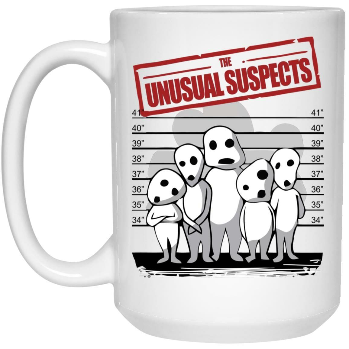 Princess Mononoke – Unusual Suspects Mug