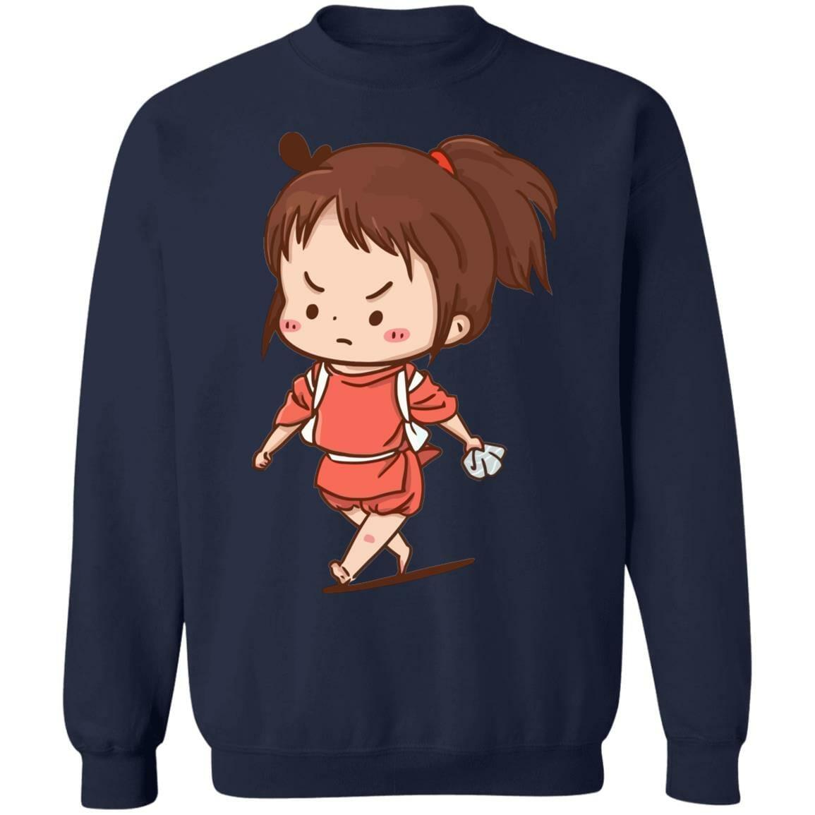 Spirited Away Chihiro Chibi Sweatshirt