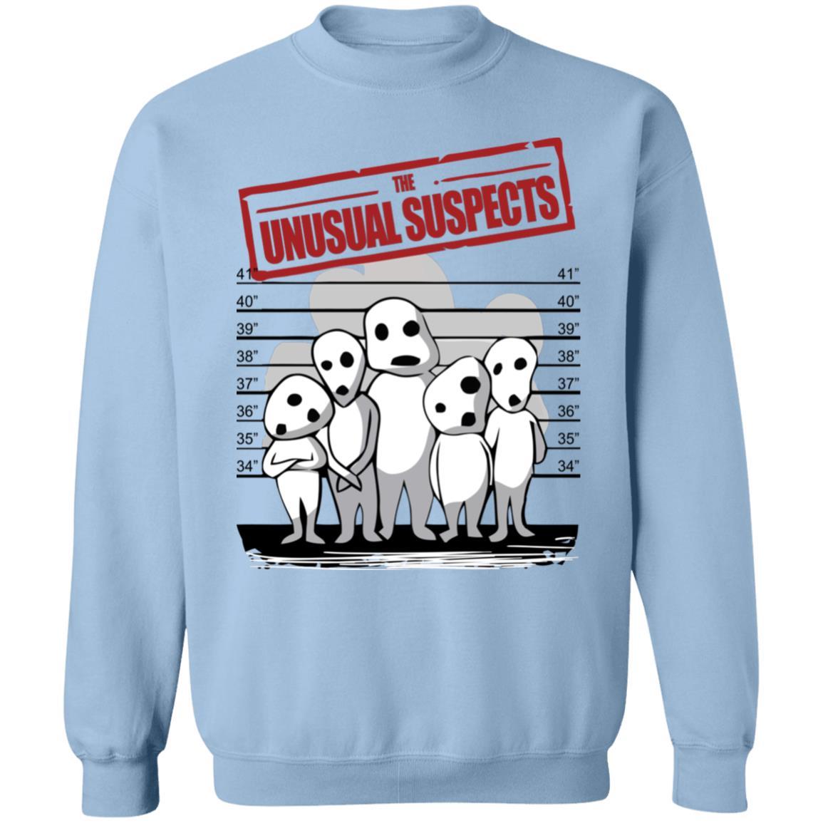 Princess Mononoke – Unusual Suspects Sweatshirt