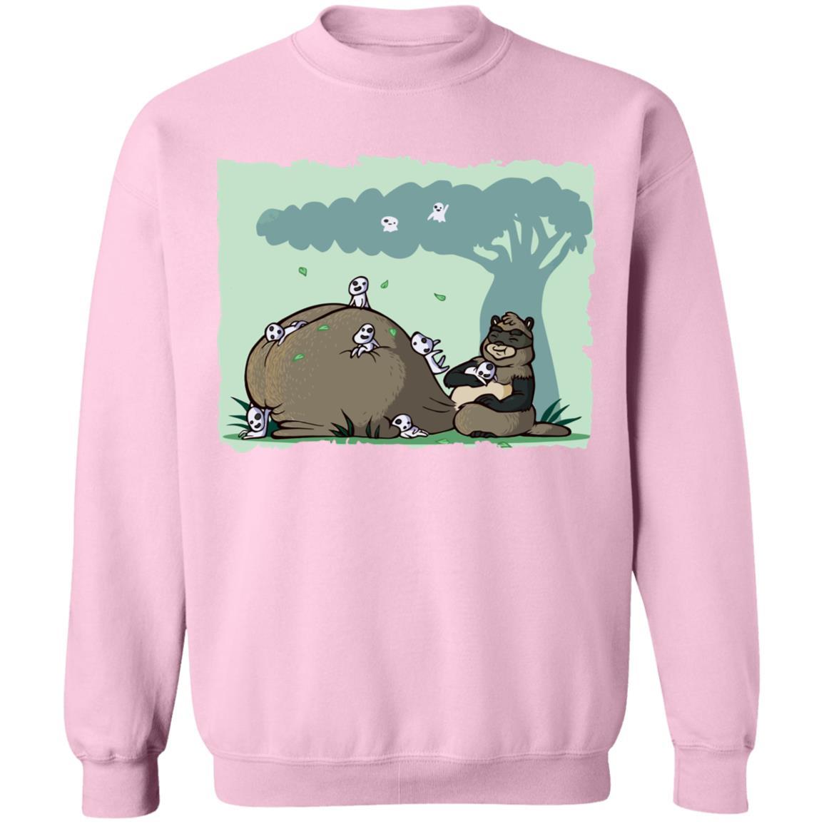 Pom Poko and the Tree Spirits Sweatshirt
