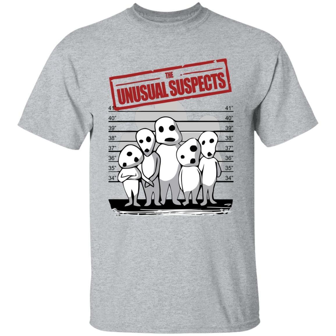 Princess Mononoke – Unusual Suspects T Shirt