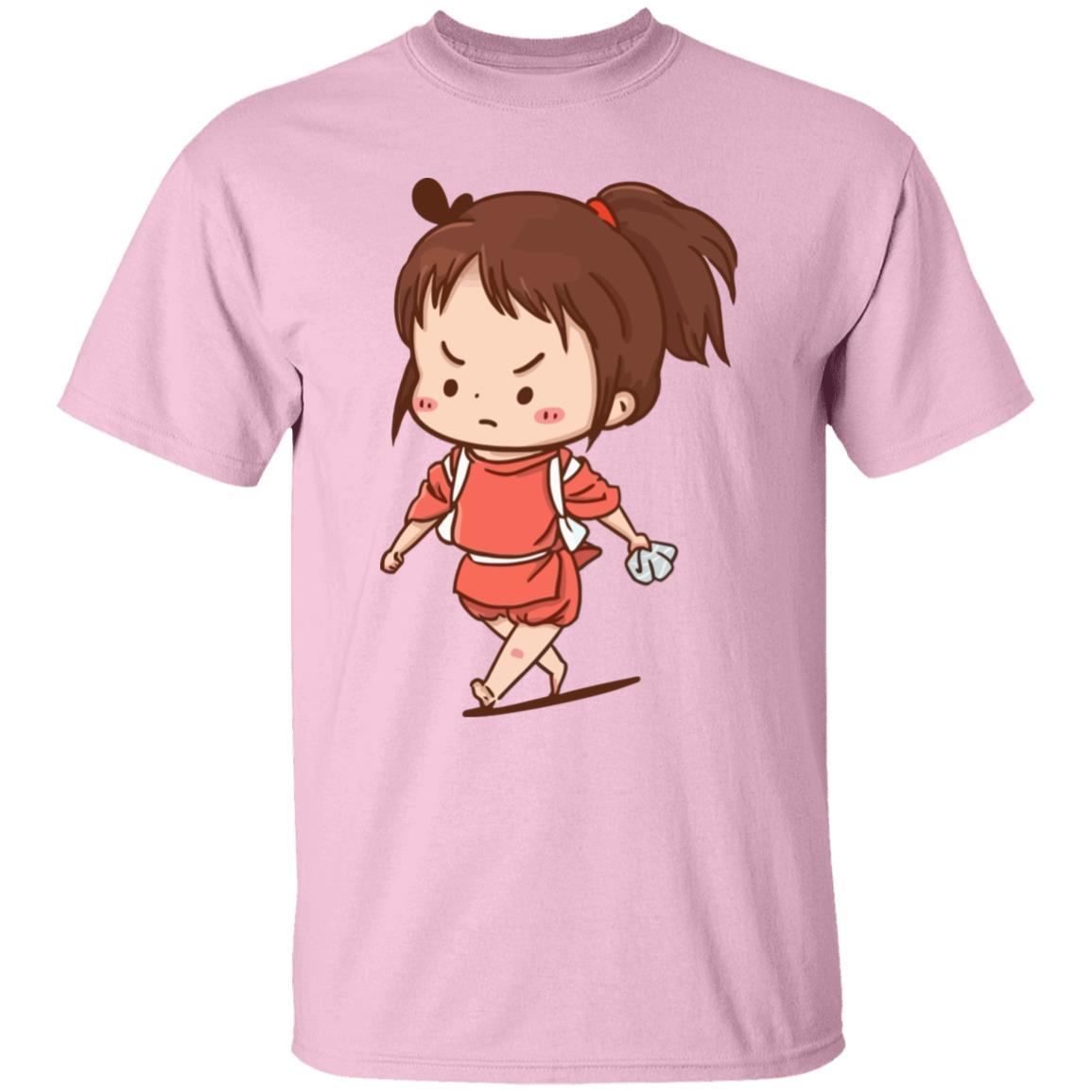 Spirited Away Chihiro Chibi T Shirt