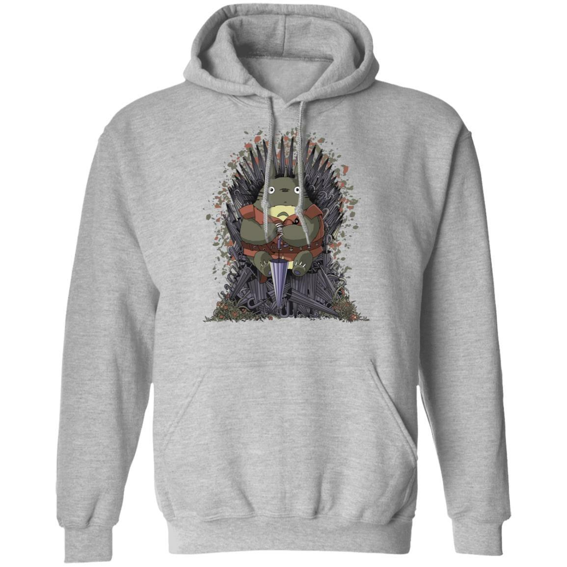 Totoro Game of Thrones Hoodie