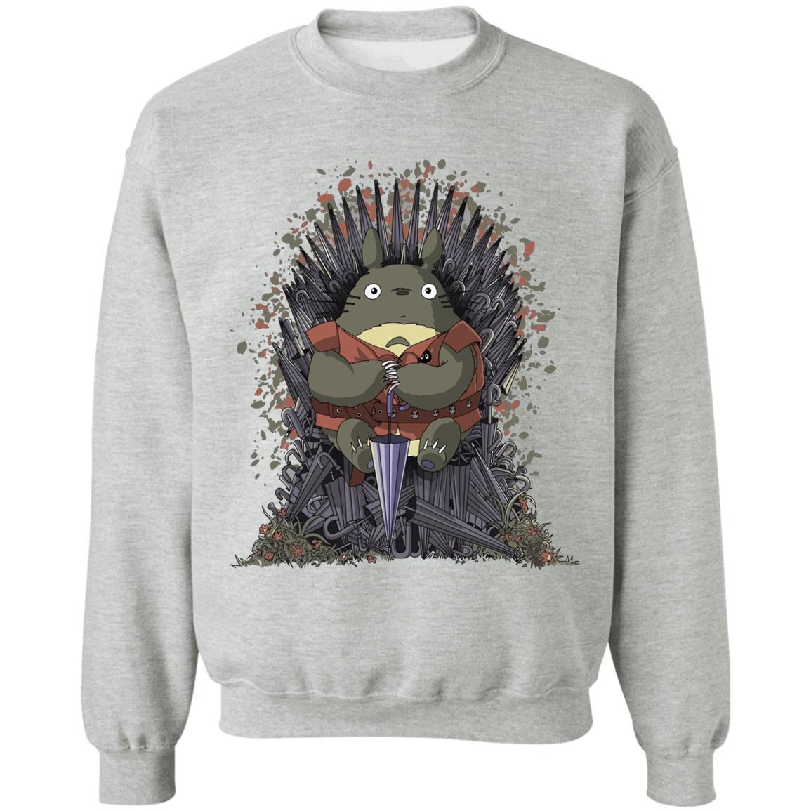 Totoro Game of Thrones Sweatshirt