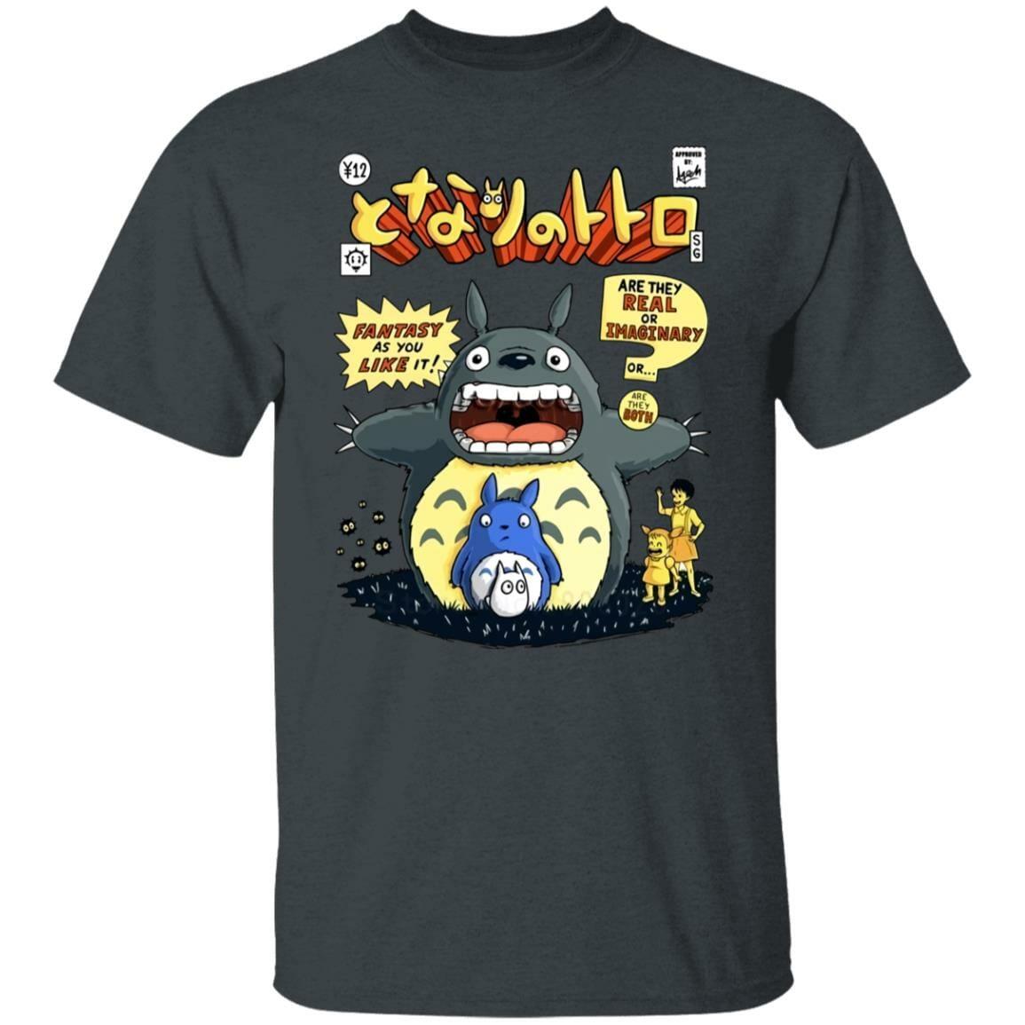 My Neighbor Totoro Fantasy as You Like T Shirt