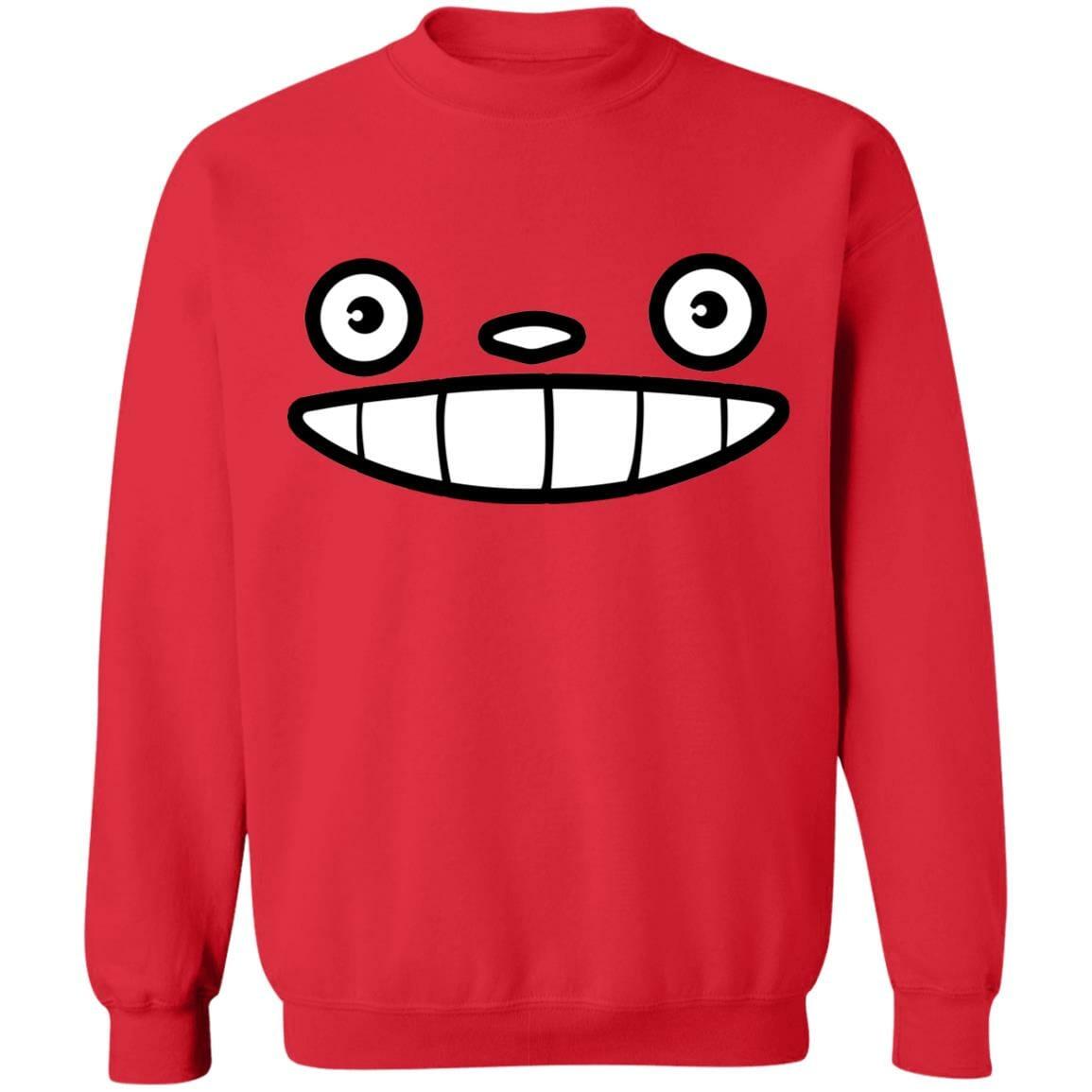My Neighbor Totoro Face Sweatshirt
