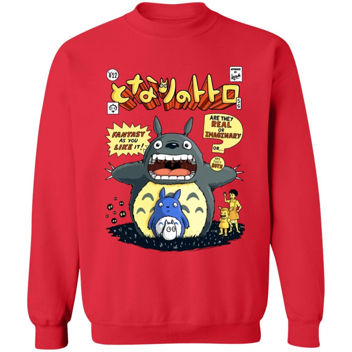 My Neighbor Totoro Fantasy as You Like Sweatshirt