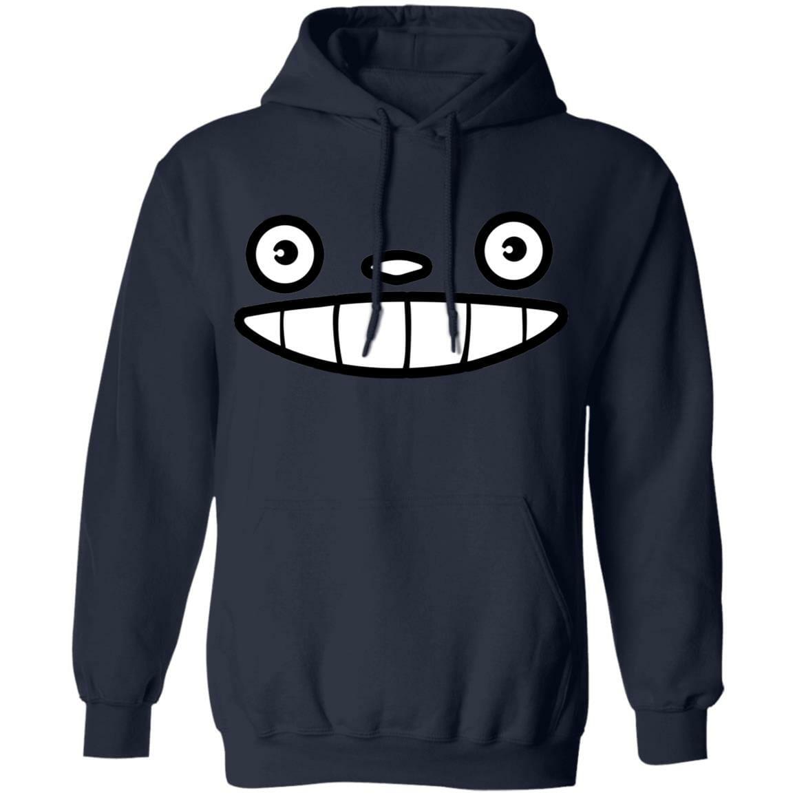 My Neighbor Totoro Face Hoodie