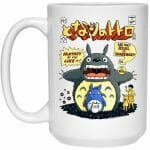 My Neighbor Totoro Fantasy as You Like Mug 15Oz