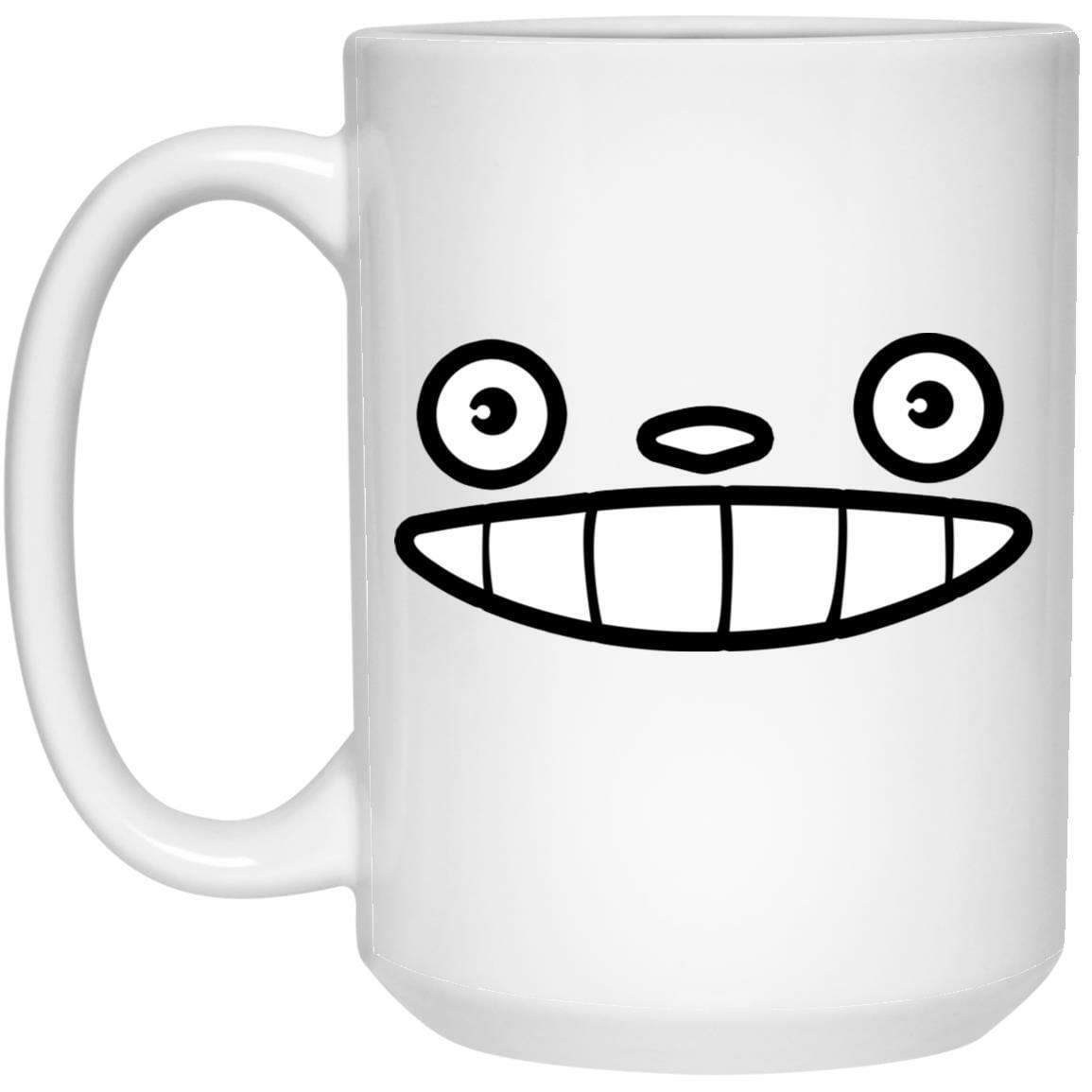 My Neighbor Totoro Face Mug