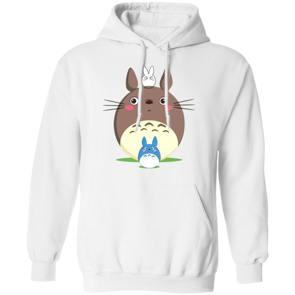 Circle Totoro Hoodie