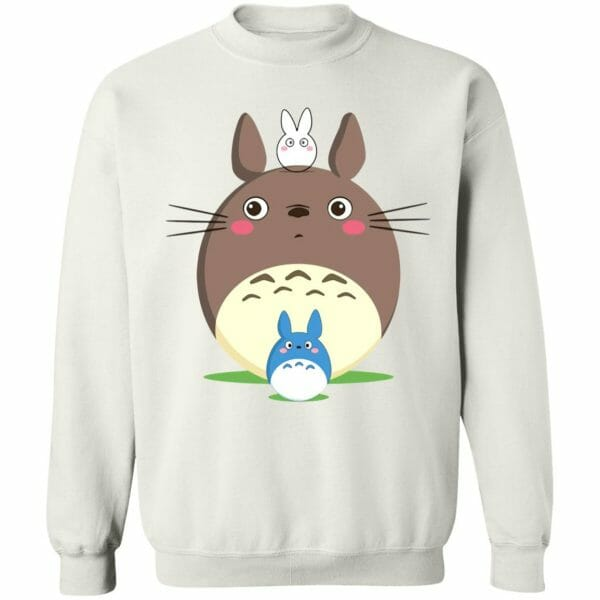 Circle Totoro Sweatshirt