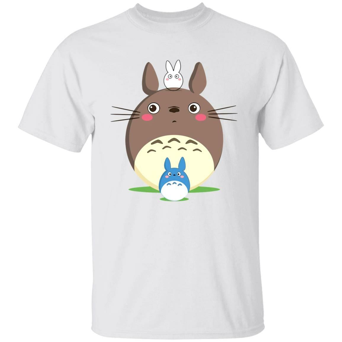 Circle Totoro T Shirt